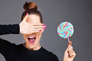 Cukier podczas diety